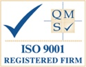 Bearing Boys is ISO9001 registered