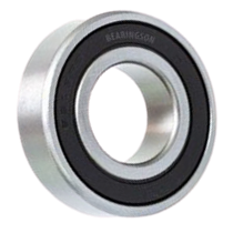 6008-2RS/C3 Dunlop Sealed Ball Bearing 40mm x 68mm...