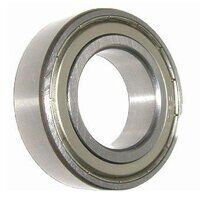 607-ZZ Dunlop Miniature Steel Ball Bearing (Pack of 10)