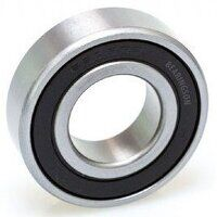 61808-2RS Dunlop Sealed Thin Section Ball Bearing