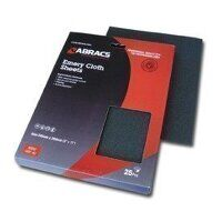 ABES150 230mm x 280mm Emery Sheet - Pack of 25 (150 Grit)
