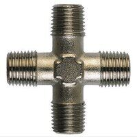 FE10 1/8inch BSPT Equal Female Cross