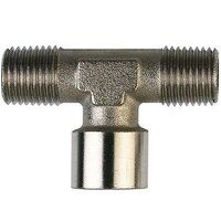 TC26 3/4inch BSP Male x Female x Male Threaded Adapter
