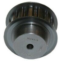 11L100 Flanged Pilot Bore Timing Pulley