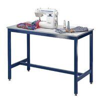 1500x750mm Medium Duty Workbench - Laminate Top (AB1575L)