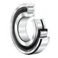N206-E-M1 FAG Cylindrical Roller Bearing (Brass Cage)