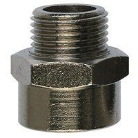 RL21/33 1/2inch to 1inch Male to Female Parallel Thread Adaptor