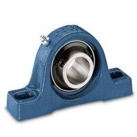 SY1.3/8FM SKF 1.3/8inch Bore Plummer Block with Eccentric Locking Collar