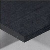 RG 1000 Black Sheet 2000 x 500 x 80mm