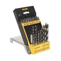 S01080 Sealey 48pc Drill Bit & Accessory Set