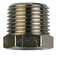 RK26/33K 1inch BSPT to 3/4inch BSPP Tapered Reducing Bush Threaded Adaptor