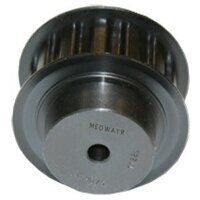 35XL037 Plain Pilot Bore Timing Pulley