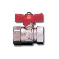 BVT12FF 1/2inch BSP T Handle Full Flow Ball Valve Female/Female