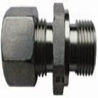 28mm x G1 inch BSP Male Stud Coupling Parallel