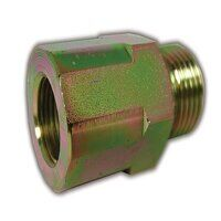 HBPA1141 1.1/4inch x 1inch BSPP Reducing Female/Male Adaptor