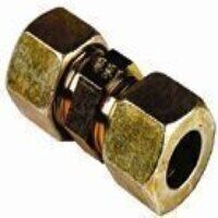 E12-L 12mm Equal Straight Coupling - Light Duty