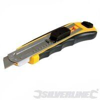 SILVERLINE 18MM AUTO RELOAD SNAP KNIVE 868751